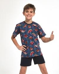 Cornette kids boy 33486 watermelon 3 86-128 piżama chłopięca