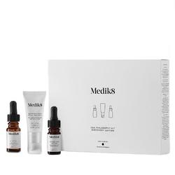 medik8 csa philosophy discovery kit zestaw do kompleksowej pielęgnacji anti aging z witaminą c i filtrami uvauvb