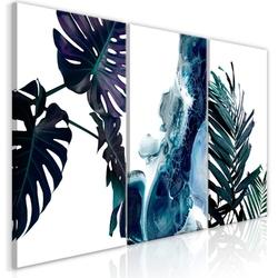 Obraz - zielona natura kolekcja