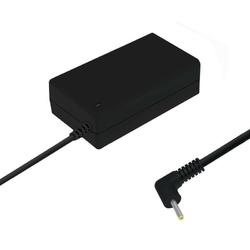 Qoltec zasilacz do samsung 65w 19v 3.42a 3.0x1.0 +kabel zasilający