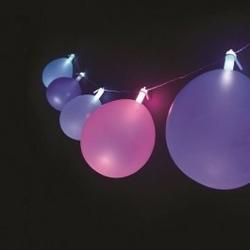 Lampki balony
