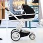 Wózek quinny moodd 3w1 + gondola foldable + maxi cosi citi