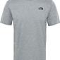 T-shirt męski the north face train n logo hybrid t93uwrdyy