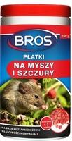 Bros, płatki na myszy i szczury, 250g