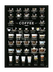 Plakat 38 Ways To Make a Perfect Coffee 2 ed.