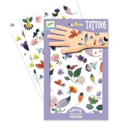 W locie tatuaże
