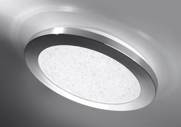 Plafon łazienkowy typu led pixel candellux 10-67401