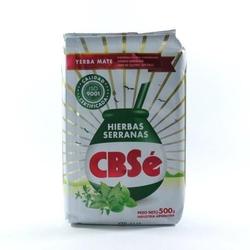 Cbse hierbas serranas mięta, górskie zioła 0,5kg