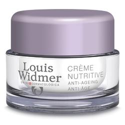 Louis widmer nutritive krem odżywczy na noc lekko perfum.