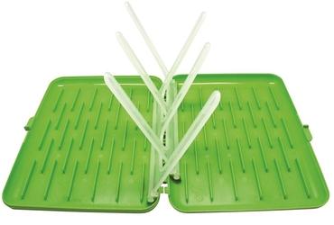 Suszarka na butelki i smoczki, zielony, b.box - zielony