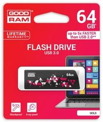 GOODRAM CLCK  64GB USB 3.0 Black