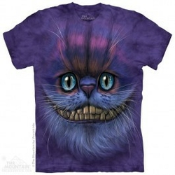 Koszulka mountain cheshire cat
