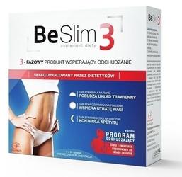 Be slim 3-fazowy x 90 tabletek