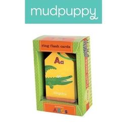 Karty do nauki mudpuppy - literki