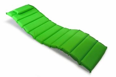 Wysokiej jakości poduszka na leżak zielona 11 segmentów