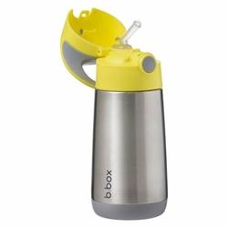 Bidon termiczny 350 ml, Lemon Sherbet, b.box - lemon sherbet