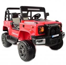 Mega auto  buggy racing 4x4, 2x12v,  miękkie koła eva, miękkie siedzenie, panel mp4 full opcja bbh0001