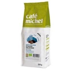 Cafe michel   etiopia kawa ziarnista - bezkofeinowa 500g   organic - fair trade