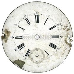 Fotoboard na płycie rocznik tarczy zegarka 3