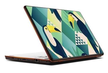 Naklejka na laptopa - prawdziwa dżungla 0396