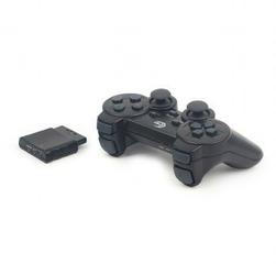 Gembird Bezprzewodowy dual vibration gamepad PS2PS3PC