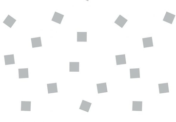 Szare kwadraty - fototapeta