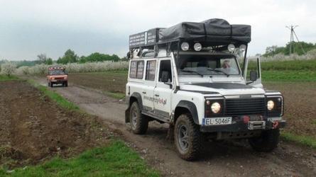 Off road 4x4 - kierowca - białka tatrzańska