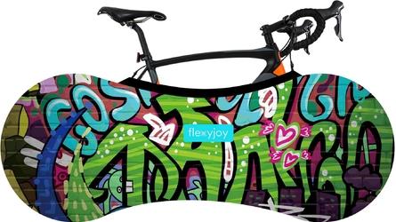 Elastyczny, uniwersalny pokrowiec rowerowy flexyjoy fjb706
