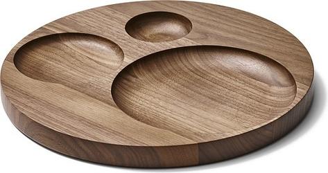 Taca moln tray big orzech naturalny