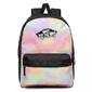 Plecak szkolny młodzieżowy vans realm aura wash tęcza - vn0a3ui6v1f