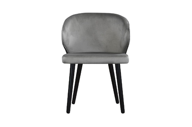 Tapicerowane krzesło eddy