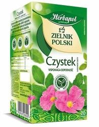 Herbata herbapol zielnik polski czystek 20t