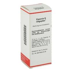 Paeonia n oligoplex liquidum