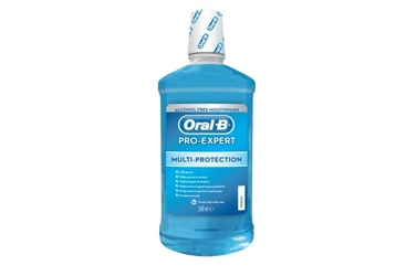 Oral-b pro-expert multi-protection kompleksowa ochrona płyn do płukania ust 250ml