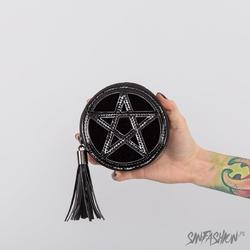Portmonetka killstar wicca coin purse