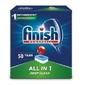 Finish all in 1 tabletki do zmywarki 50 szt. regularne