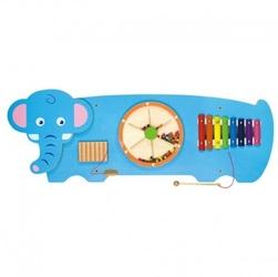 Viga tablica sensoryczna manipulacyjna słoń