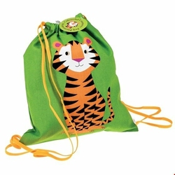 Worek-plecak, Tygrys Teddy, Rex London - tygrys