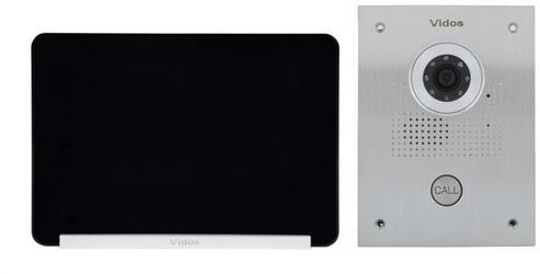 Wideodomofon VIDOS M690BS551 - Szybka dostawa lub możliwość odbioru w 39 miastach