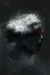 Portret - plakat premium Wymiar do wyboru: 70x100 cm