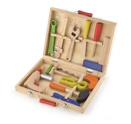 Skrzynka z narzędziami dla dzieci - walizka - viga