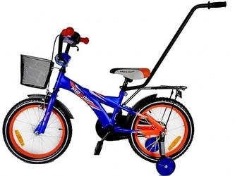 Rower mexller bmx-16 niebieski