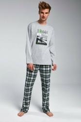 Cornette famp;y 55332 brooklyn melanżowy piżama męska
