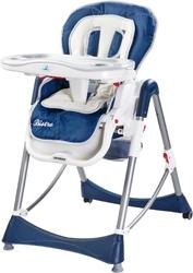 Caretero bistro navy krzesełko dla dziecka + puzzle