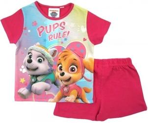 Piżama psi patrol pups rule różowa 6 lat