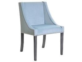 Eleganckie krzesło tapicerowane marietta