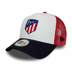 Czapka New Era Atletico Madrid Clean A Frame Trucker - 12044777