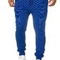 Spodnie -niebieski 52010-2