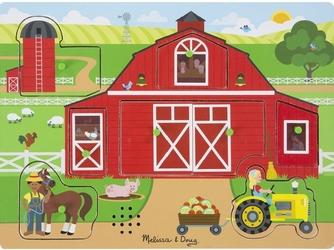 Farma układanka z dźwiękiem