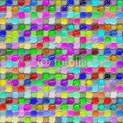 Obraz na płótnie canvas kolorowy wzór wosku z tworzywa sztucznego